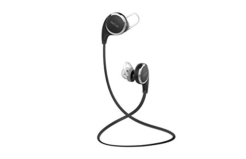 Bluetooth Headphones,QCY Official QY8 Wireless Earbuds Sweat