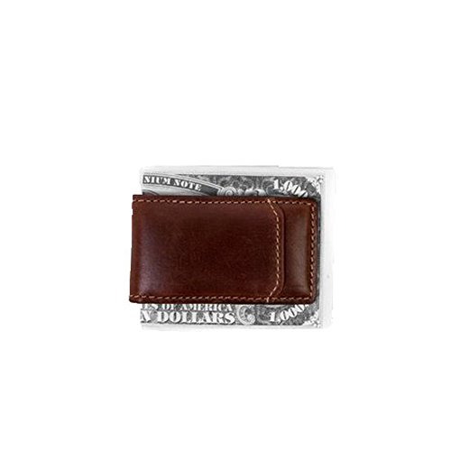 boconi-mens-bryant-rfid-magnetic-money-clip-mahogany-houndstooth-106-9517
