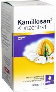 Kamillosan Liquid Chamomile Extract by Kamillosan 100 ml