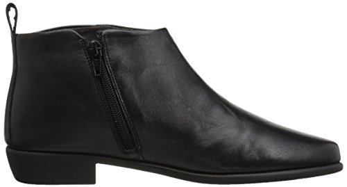 Leather Up Boot Aerosoles Step Women's Black It wqPRHOY