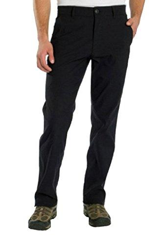 Rainier Mens Travel Chino Pants, Charcoal
