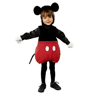 Amazon.com: Disney Mickey Mouse Costume for Toddlers 6-9 ...