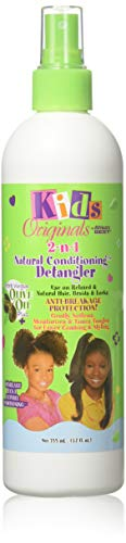Africas Best Kids Orig 2-N-1 Detangler 12 Ounce Pump (354ml)