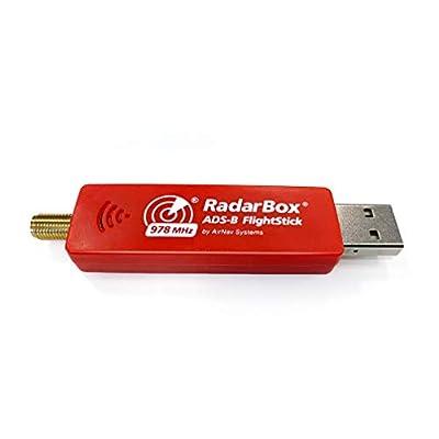 AirNav RadarBox Flightstick UAT 978 MHz: Home Audio & Theater