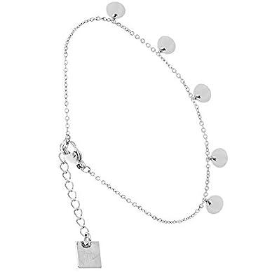 Zag Bijoux Bracelet Multiples Pastilles (argenté)  Amazon.fr  Bijoux 60d925943fad