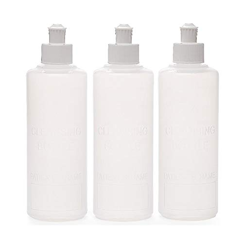 Perineal Lavette Irrigation Bottle, (Pack of 3)