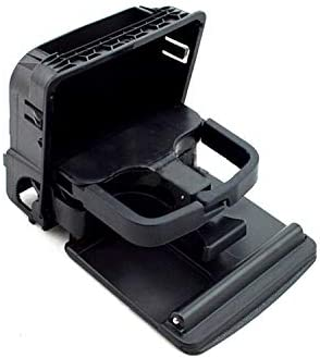 Ocamo Consola Central del Coche apoyabrazos Trasero portavasos Caja para VW Jetta Golf Accesorios de Coche: Amazon.es: Hogar