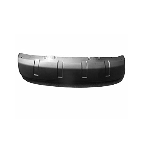 Lower Bumper Cover Lower for 07-09 Mitsubishi Outlander MI1015101 ()