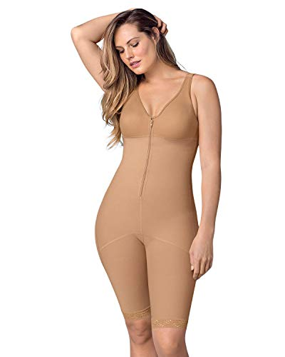 Leonisa Women's Full Bodysuit Slimming Shaper