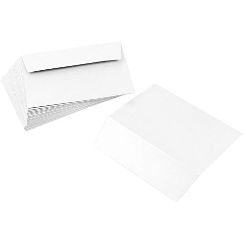Envelopes - Straight Flap, 81T, 25 pack ()