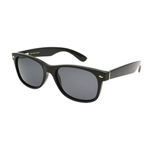 Foster grant Sunglasses Hugo Black Polarized