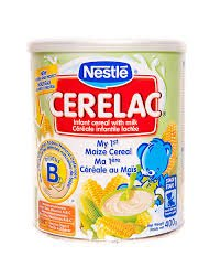 Nestlé Cerelac My 1st Maize Cereal 400g