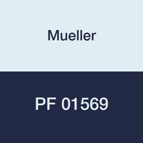 Mueller PF 01569 Copper Tee 1 x 1 x 1 1 x 1 x 1 Mueller Streamline Company P x P x FPT