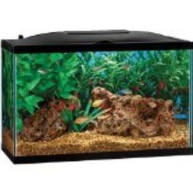 Marineland (Aquaria) AMLPFK29B Biowheel Aquarium Kit with LED Light, 29-Gallon