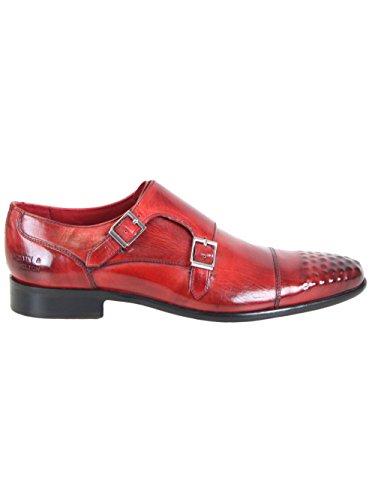 Melvin & Hamilton - scarpe di cuoio Melvin & Hamilton Tony 17 Rosso test Amazon Precio Barato oUtgJig