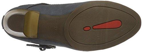 993 Schwarz Klain 224 Jane Heels Jeans Blau Toe Closed w1SxZEq