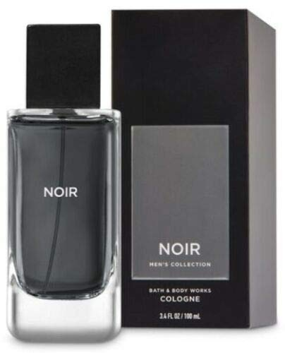 Bath and Body Works Noir Men's Collection Cologne 3.4 Ounce New Packaging by Bath & Body Works