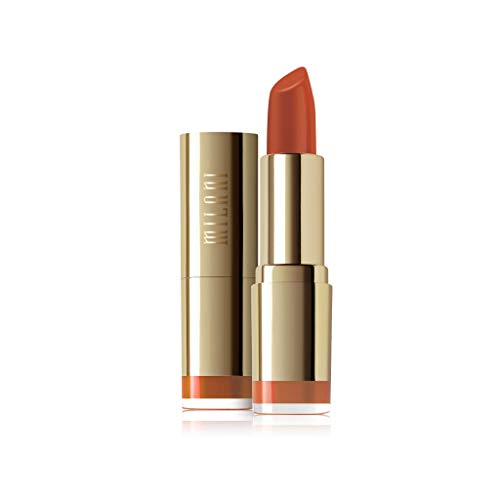 (Milani Color Statement Lipstick - Bronze Beauty (0.14 Ounce) Cruelty-Free Nourishing Lipstick in Vibrant Shades )