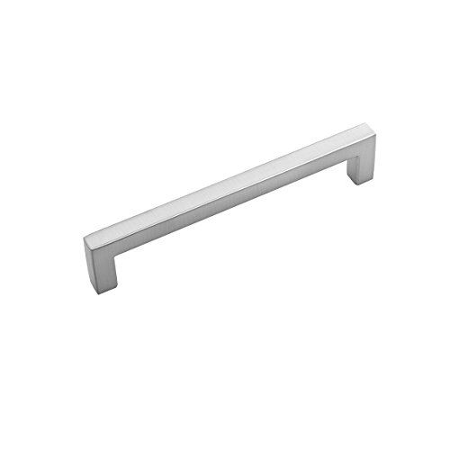 Hickory Hardware HH075328-SS Skylight Collection Pull, 5-1/16 Inch (128mm) Center to Center, Stainless Steel