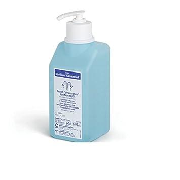 STERILLIUM gel antiséptico de manos 975 ml con dosificador: Amazon.es: Salud y cuidado personal