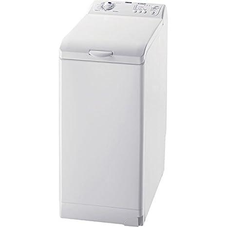 Zanussi: lavadora 6 kg carga superior a + zwt3304: Amazon.es ...