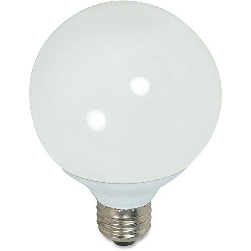15W GLOBE CFL
