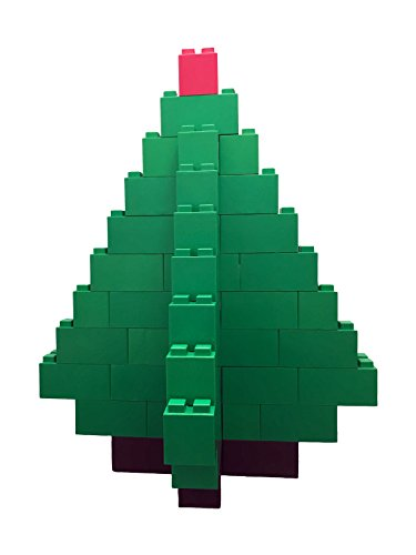 EverBlock Systems Modular Christmas Tree, Large, Green by EverBlock Systems