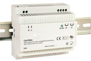 DIN Rail PS 90W 12V 7.5A DR-100-12 Meanwell AC-DC SMPS DR-100 Series MEAN WELL Switching Power ()