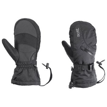 Scott USA Women's Traverse Mitten, Black, Medium