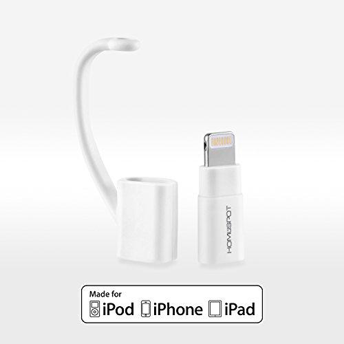 iPhone Charger, HomeSpot Micro USB to 8 pin lightning ada...