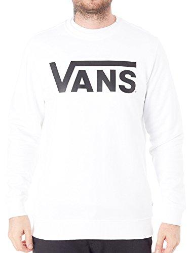 Vans White Sweatshirt - 1
