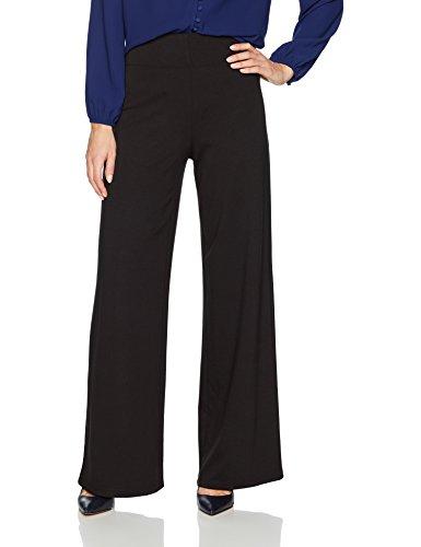 Max Studio Women's Ponte Pant, Black, S from Max Studio