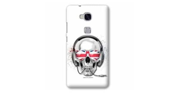Amazon.com: Case Carcasa Huawei Honor 5X skull head ...