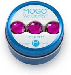 * TOUT NEUF! Mogo-Magnétique Charms-Spring Fling Tin Collection Lot de 3