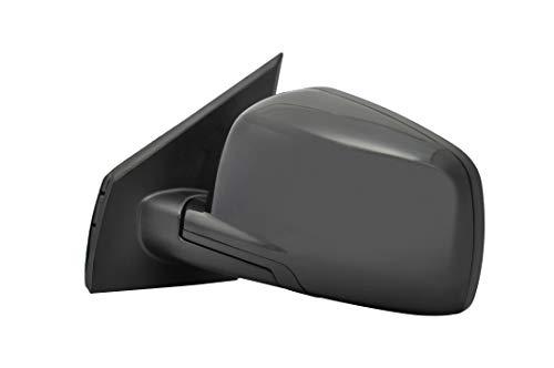 (Driver Side Unpainted Heated Mirror for 09-16 Dodge Journey R/T, 09-18 Journey SXT, 13-14 Journey R/T Rallye - CH1320302)
