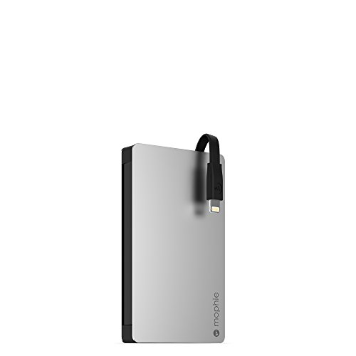 mophie Powerstation Plus 2x with lightning connector (3,000 mAh) - Black