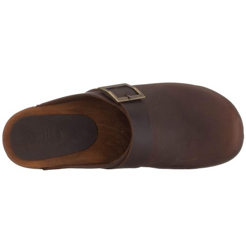 with mastercard Sanita Urban Open Oil Women's Clog Brown (Antique Brown 78) cheap sale authentic cheap low shipping oXIERQ