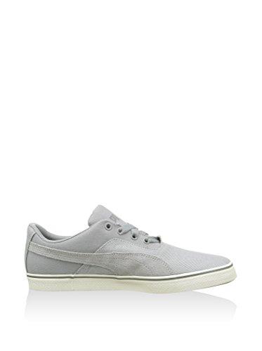 Puma 357570-05 Sllyde Desert Vulc - Zapatillas de lino para hombre Gris - gris claro (grey 801)