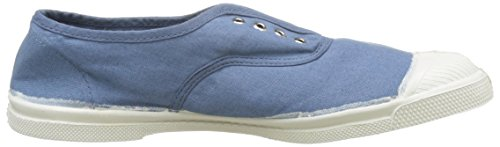 Bensimon Baskets Bleu denim Elly Tennis Femme xxrwfUn0