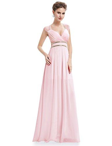 Womens Grecian Style Dress - 1