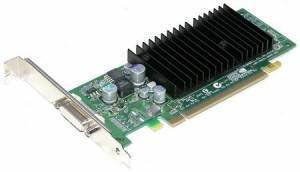 HP nVidia Quadro NVS 280 NVS280 64MB DVI PCI-E x16 Video Card - HP 361880-001 ()