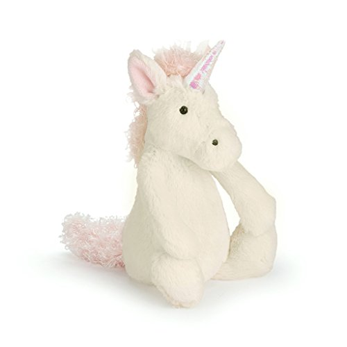 Small Unicorn (Jellycat Bashful Unicorn Small)
