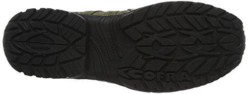 """Cofra 30011–000.w46taglia 46s1p src """"deuce sicurezza scarpe, colore: grigio/verde"""