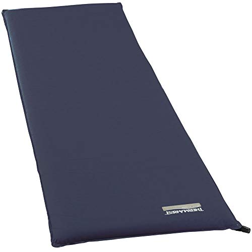 (Therm-a-Rest Basecamp Self-Inflating Foam Camping Pad (2018 Model), Regular - 20 x 72 Inches)