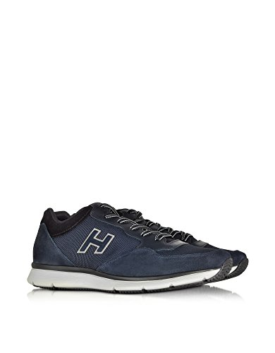 Hogan , Baskets pour femme bleu bleu IT - Marke Größe