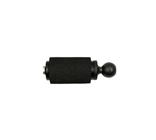 YakAttack DogBone Extension - 1'' Ball, 4'' Tall, GearTrac and...