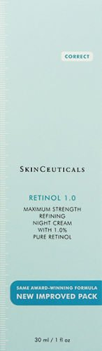 Skinceuticals Retinol 1.0 Improved Tube Container 30ml(1oz) Anti Aging New Fresh Product