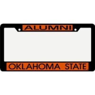 WinCraft Oklahoma State University S22327 LIC PLT Frame S/L Metallic ()