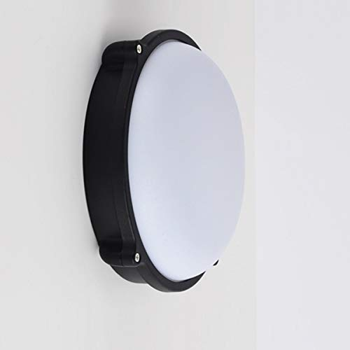GL-61863-B,Wall Lamp,Modern Simple Led Landscape Wall Mount,Outdoor Nordic Round Wall Sconces for Corridor Exterior - Deco 6 Light Pendant