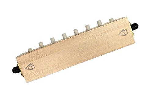 5W SMA Coaxial RF Stepping Adjustable Key-Press Attenuator DC-2.5GHz 0-90dB KT2.5-90 by Ohestish (Image #1)